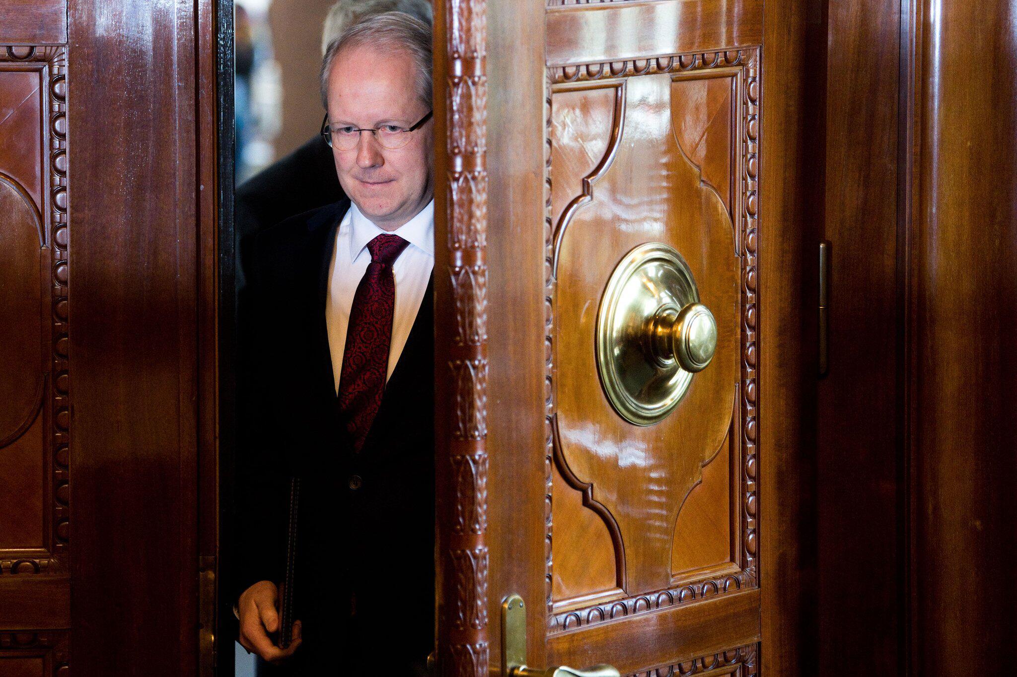 Bild zu Hannovers Oberbürgermeister Schostok tritt zurück