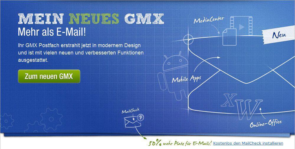 Bild zu Mein GMX