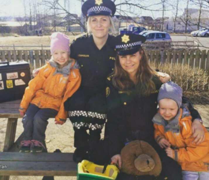 Bild zu Polizist Island Joiz