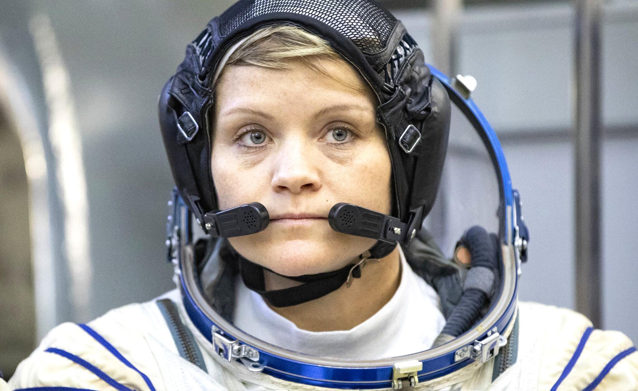 Bild zu US-Astronautin Anne McClain