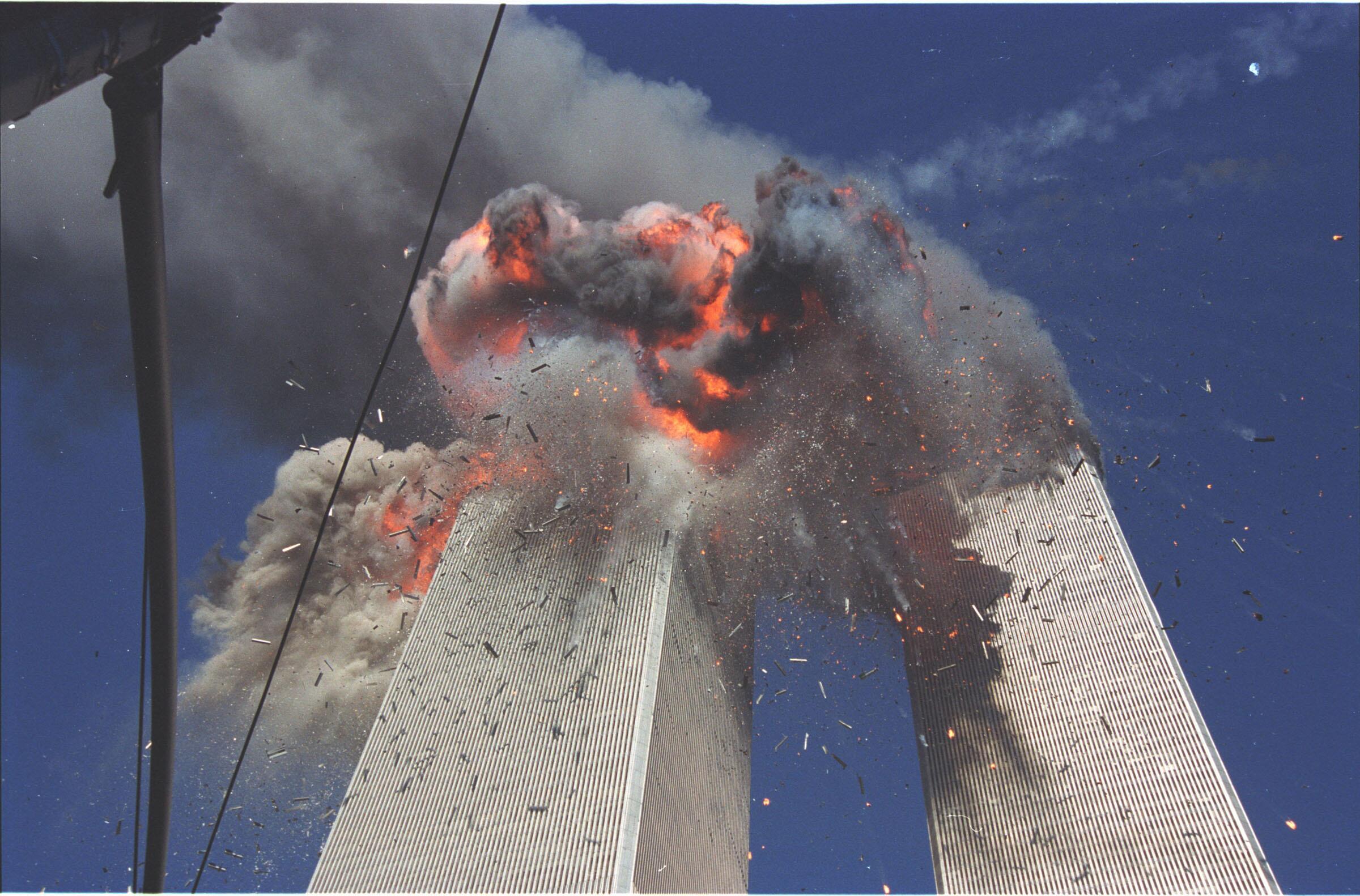 Bild zu Anschlag 11. September 2001