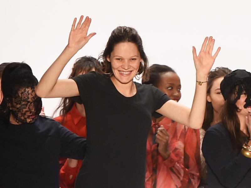 Bild zu Berlin Fashion Week - Anne Gorke