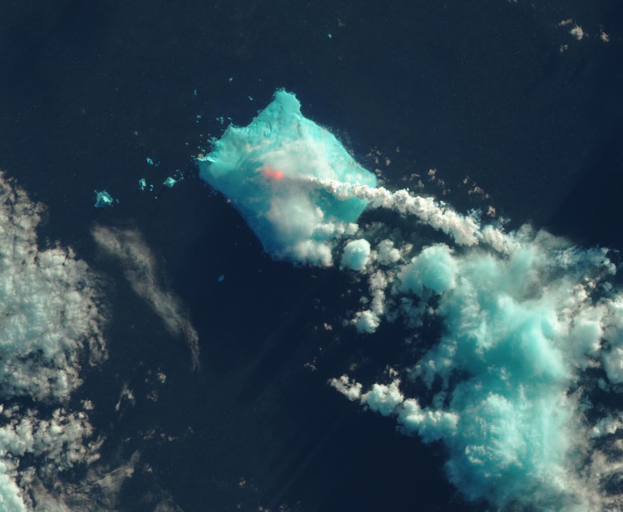 Bild zu Vulkan Surabaya, Bristol island