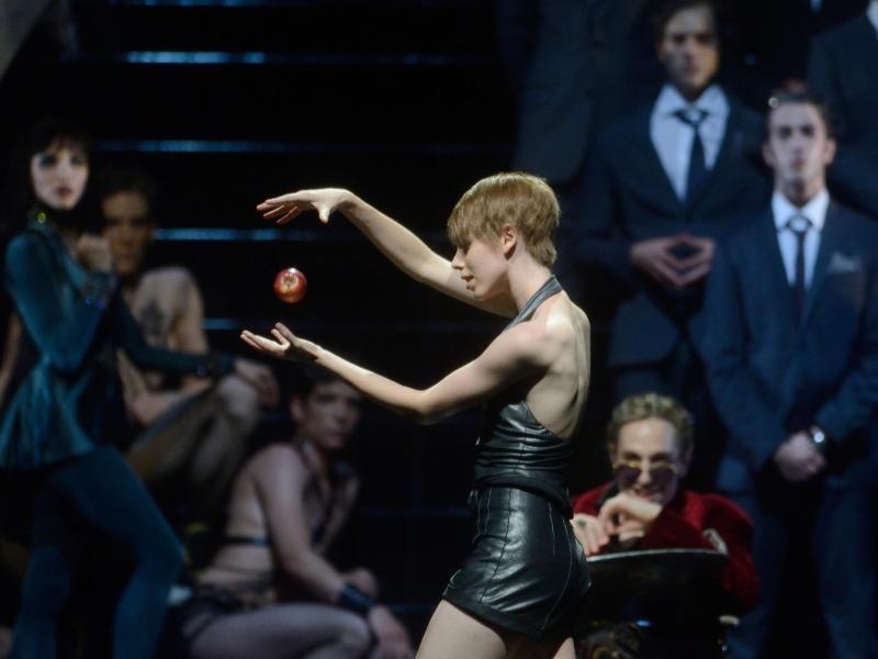Bild zu Ballett Salome