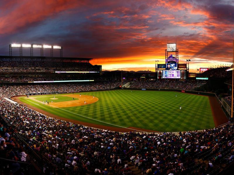 Bild zu Colorado Coors Field