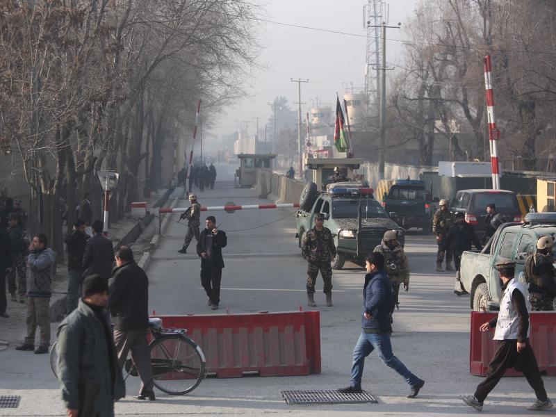 Bild zu Kabul