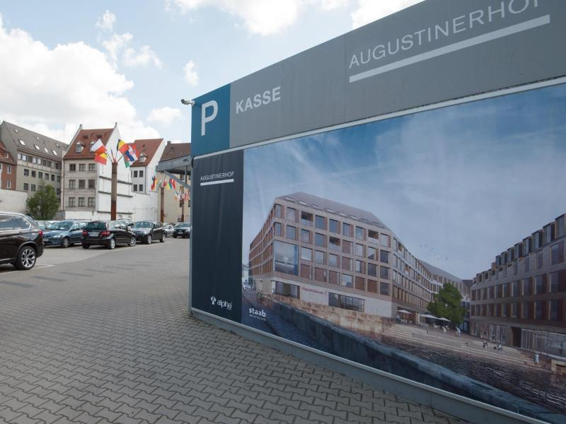 Bild zu Zweigstelle in Nürnberg geplant