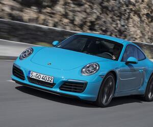 Platz 2: Porsche 911