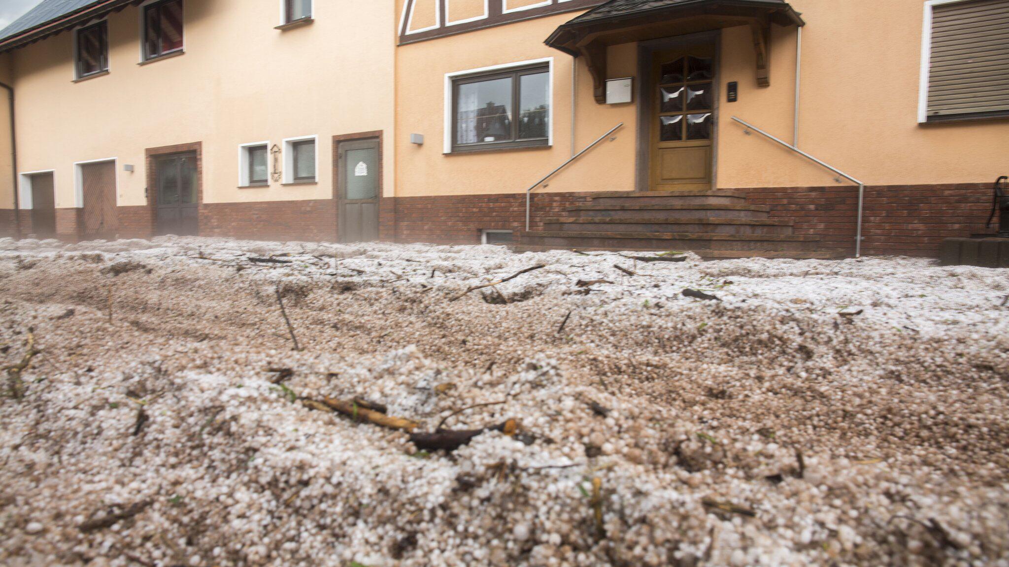 Bild zu Storm in Hesse