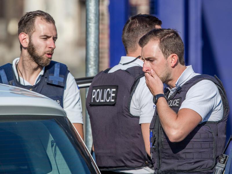 Bild zu Polizei in Belgien