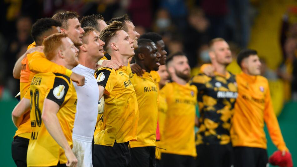 SG Dynamo Dresden - SC Paderborn 07