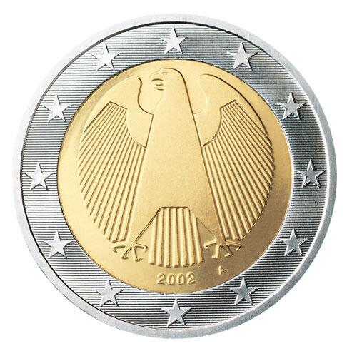 Bild zu 2-Euro-Münze aus Deutschland