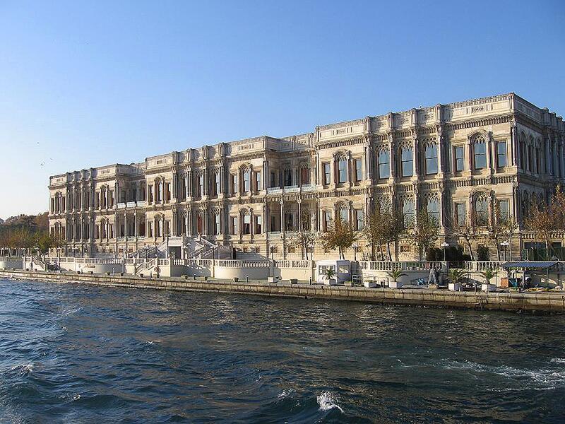 Bild zu Skyfall: Cirağan Palace Kempinski, Istanbul
