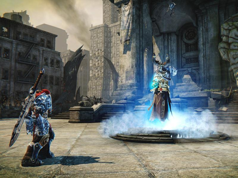 Bild zu Darksiders Warmastered Edition