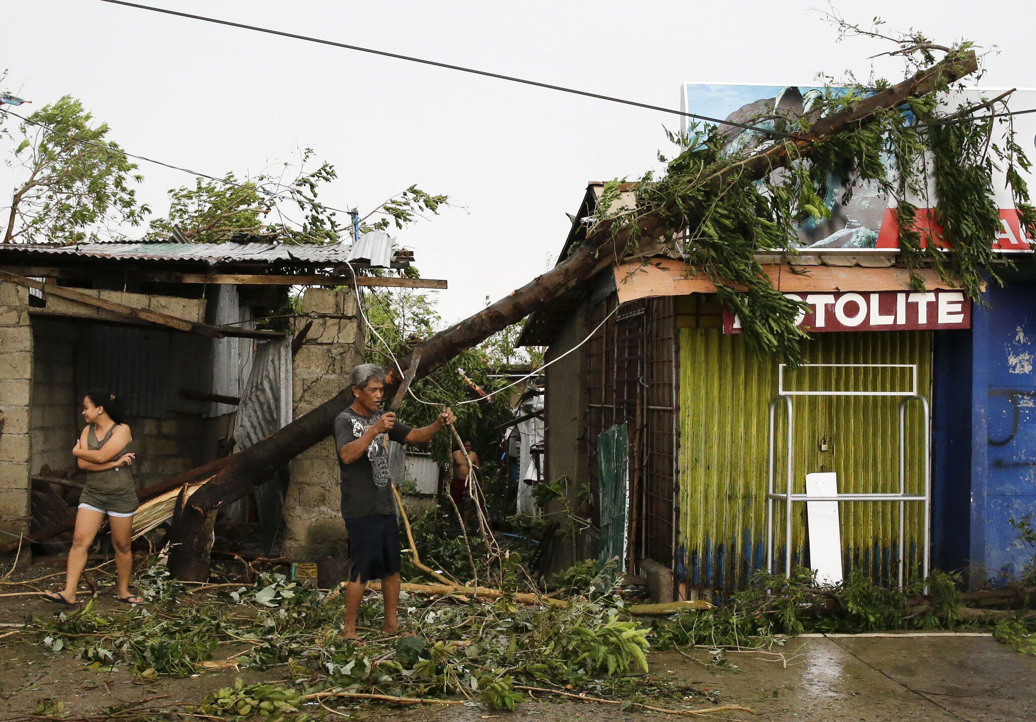 Bild zu Taifun «Mangkhut