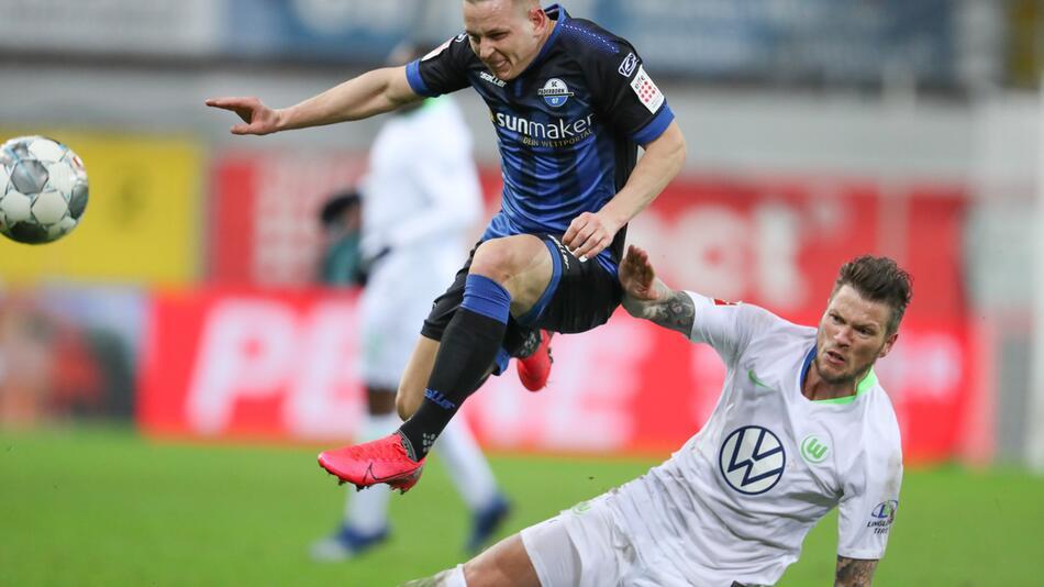SC Paderborn 07 - VfL Wolfsburg