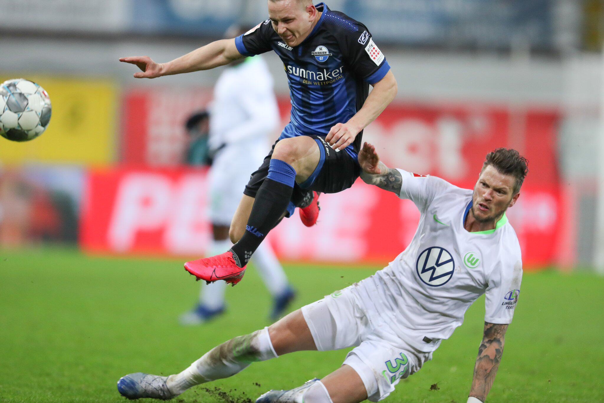 Bild zu SC Paderborn 07 - VfL Wolfsburg