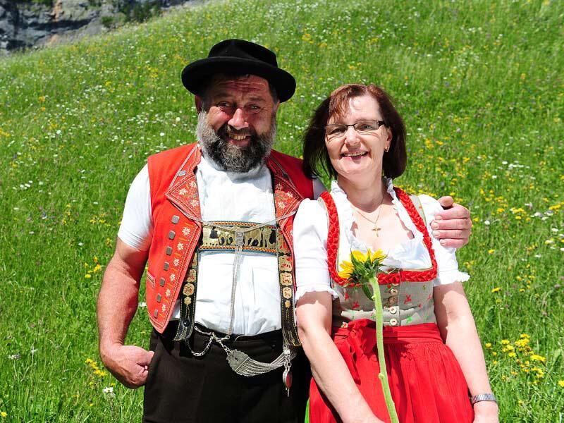 Bild zu Der glückliche Hansueli und seine Maria