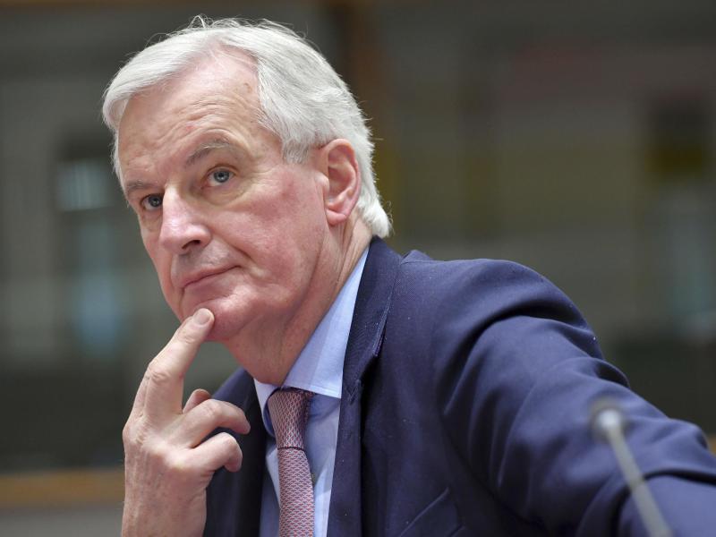 Bild zu Michel Barnier