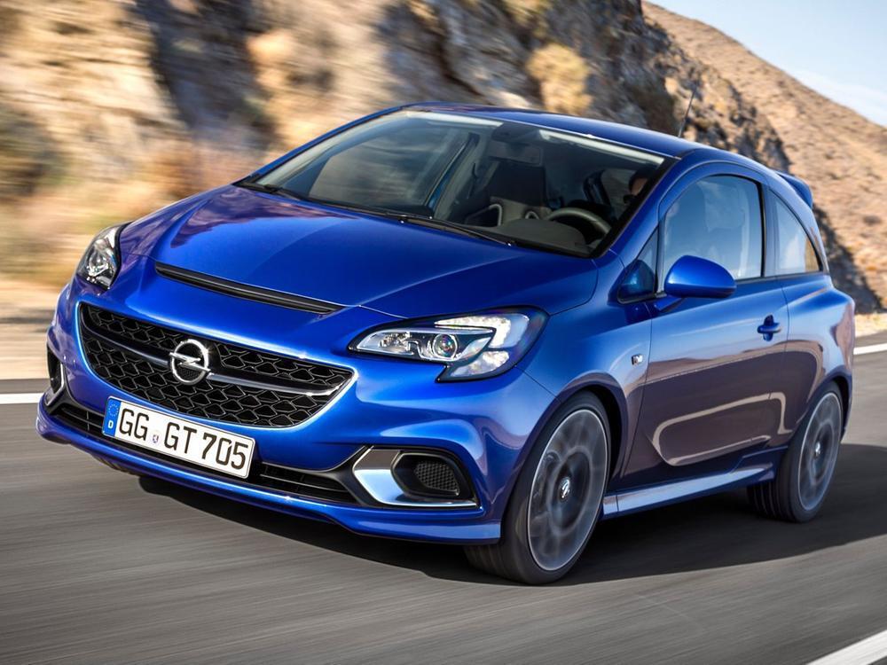 Bild zu Platz 9: Opel Corsa