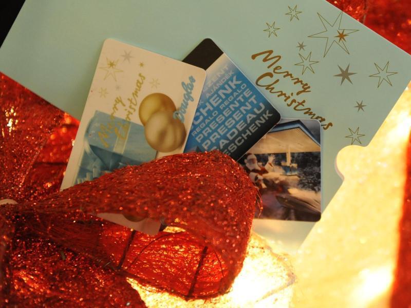 Bild zu Geschenk-Gutscheine
