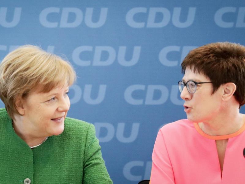 Bild zu Gremiensitzungen der CDU