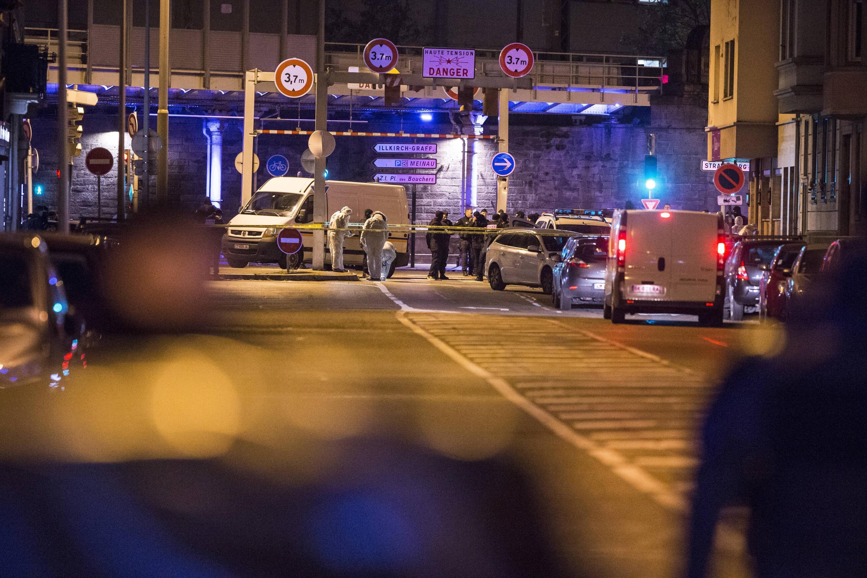 Bild zu Straßburg Attentat