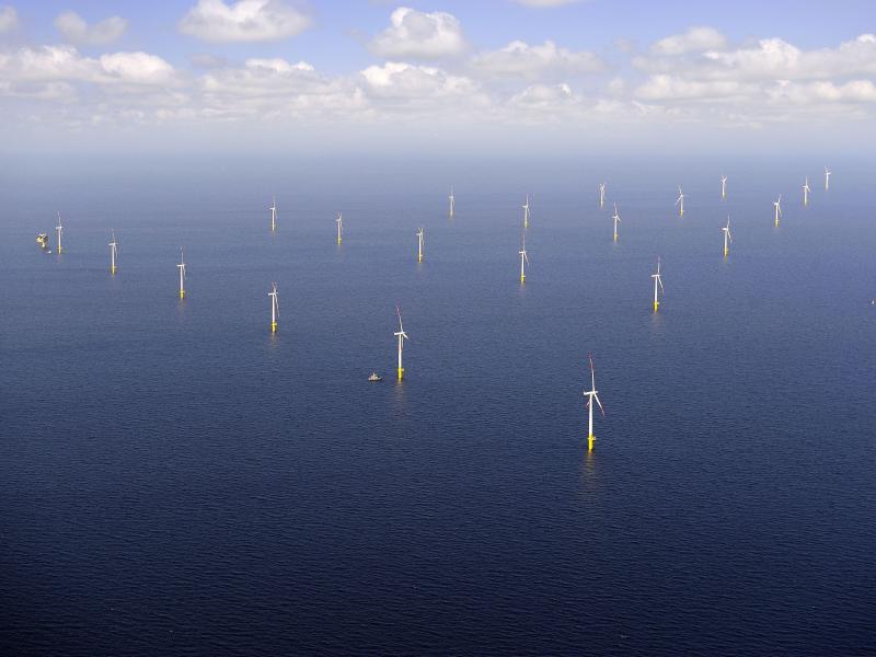 Bild zu EnBW-Windpark in der Ostsee