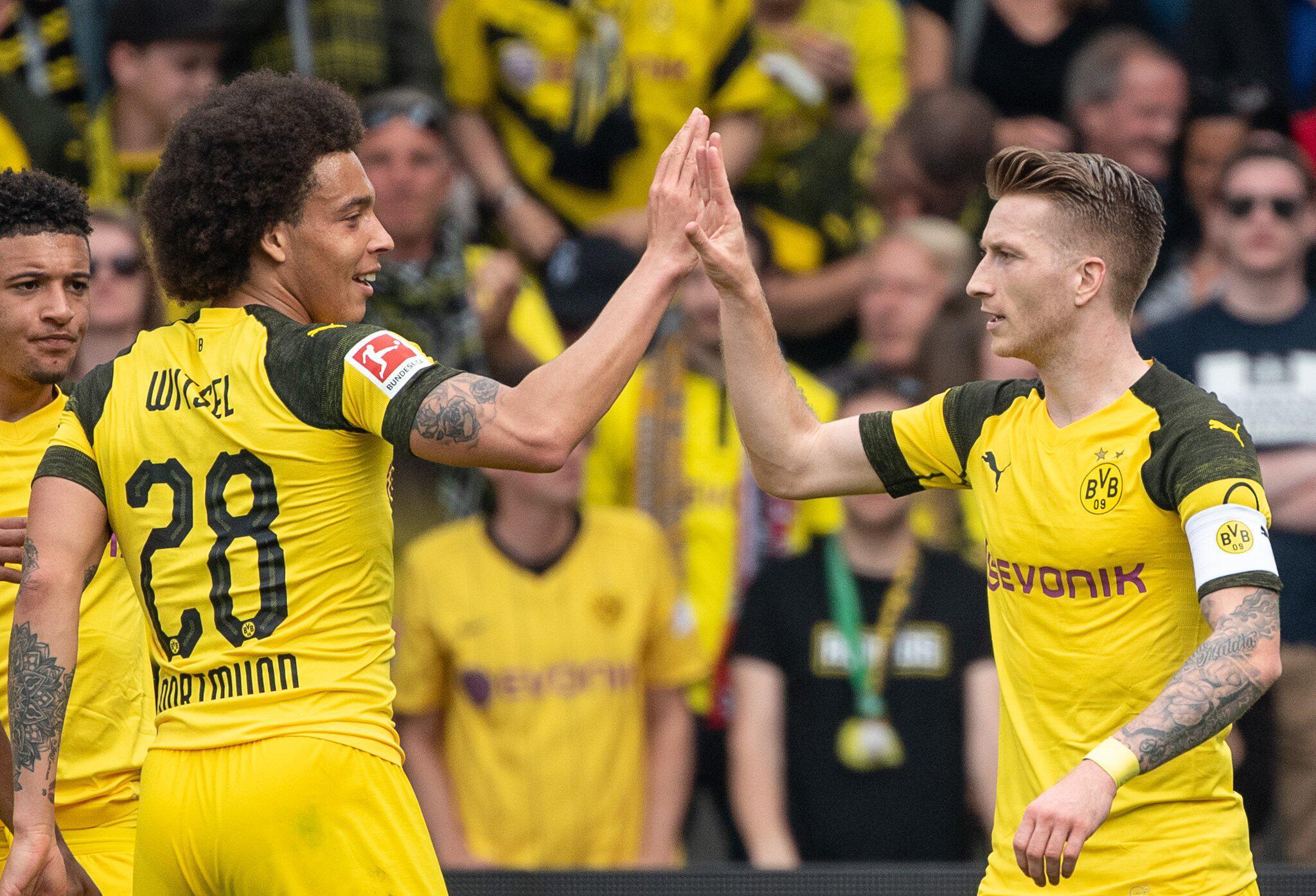 Bild zu SC Freiburg - Borussia Dortmund