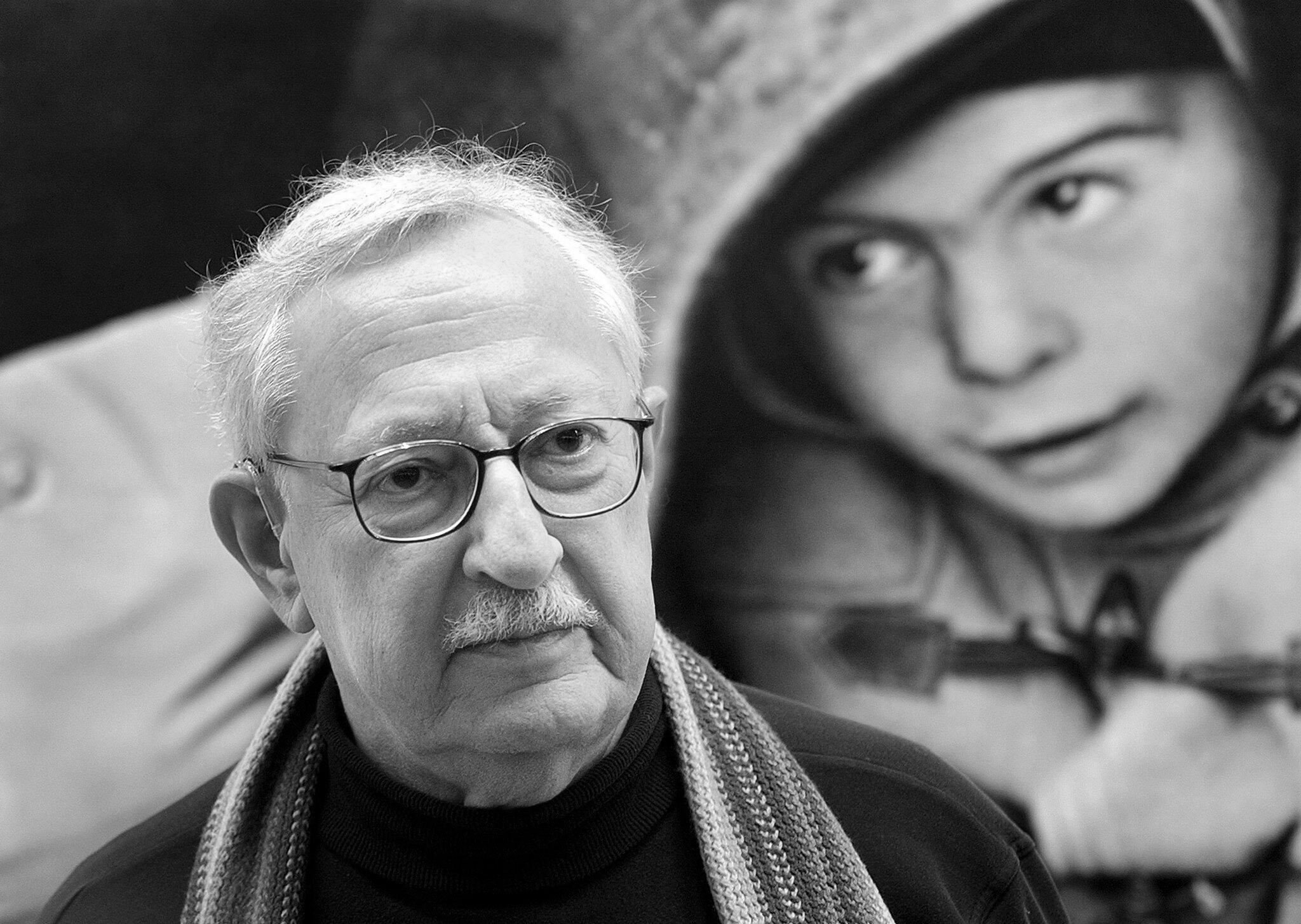 Bild zu Schweizer Fotograf Rob Gnant gestorben