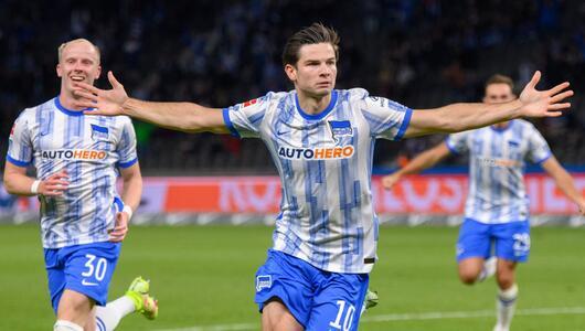 Hertha BSC - SpVgg Greuther Fürth