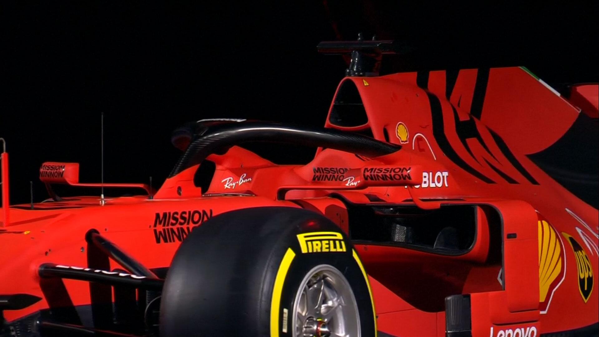 Bild zu Ferrari, Ferrari SF 90, Maranello, Sciúderia, Formel 1, Präsentation