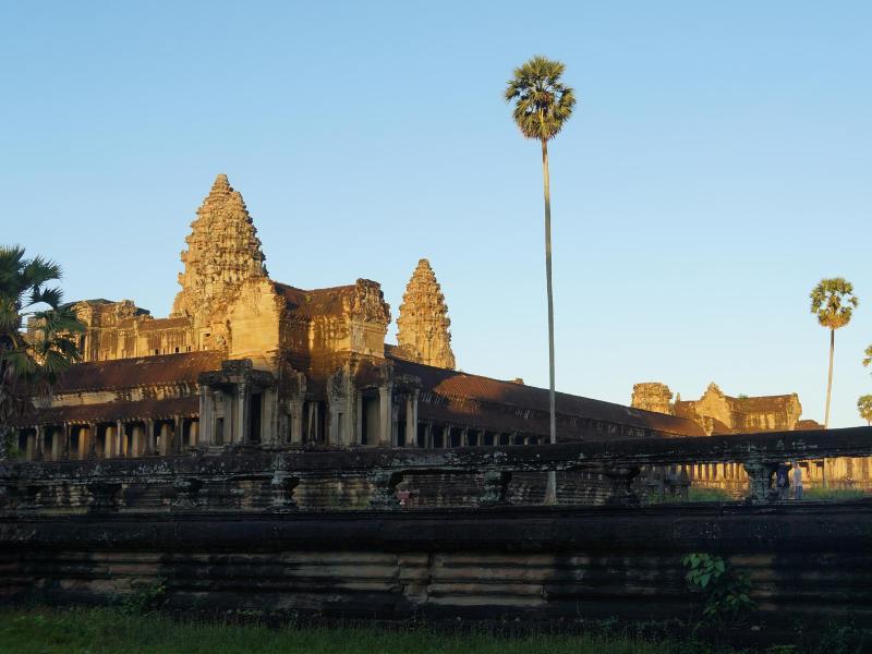 Bild zu Tempelanlage Angkor Wat
