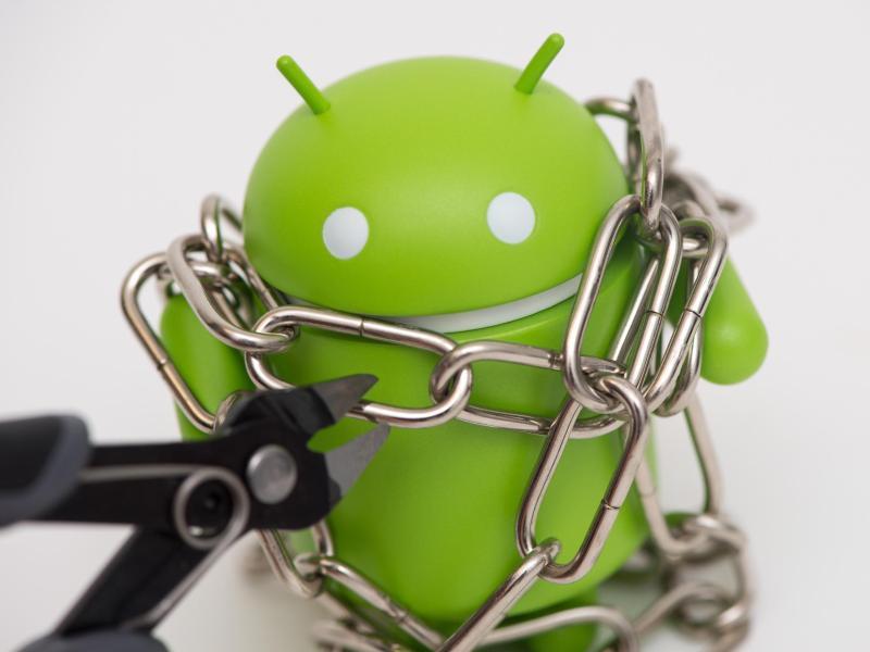 Bild zu Freiheit für Androiden