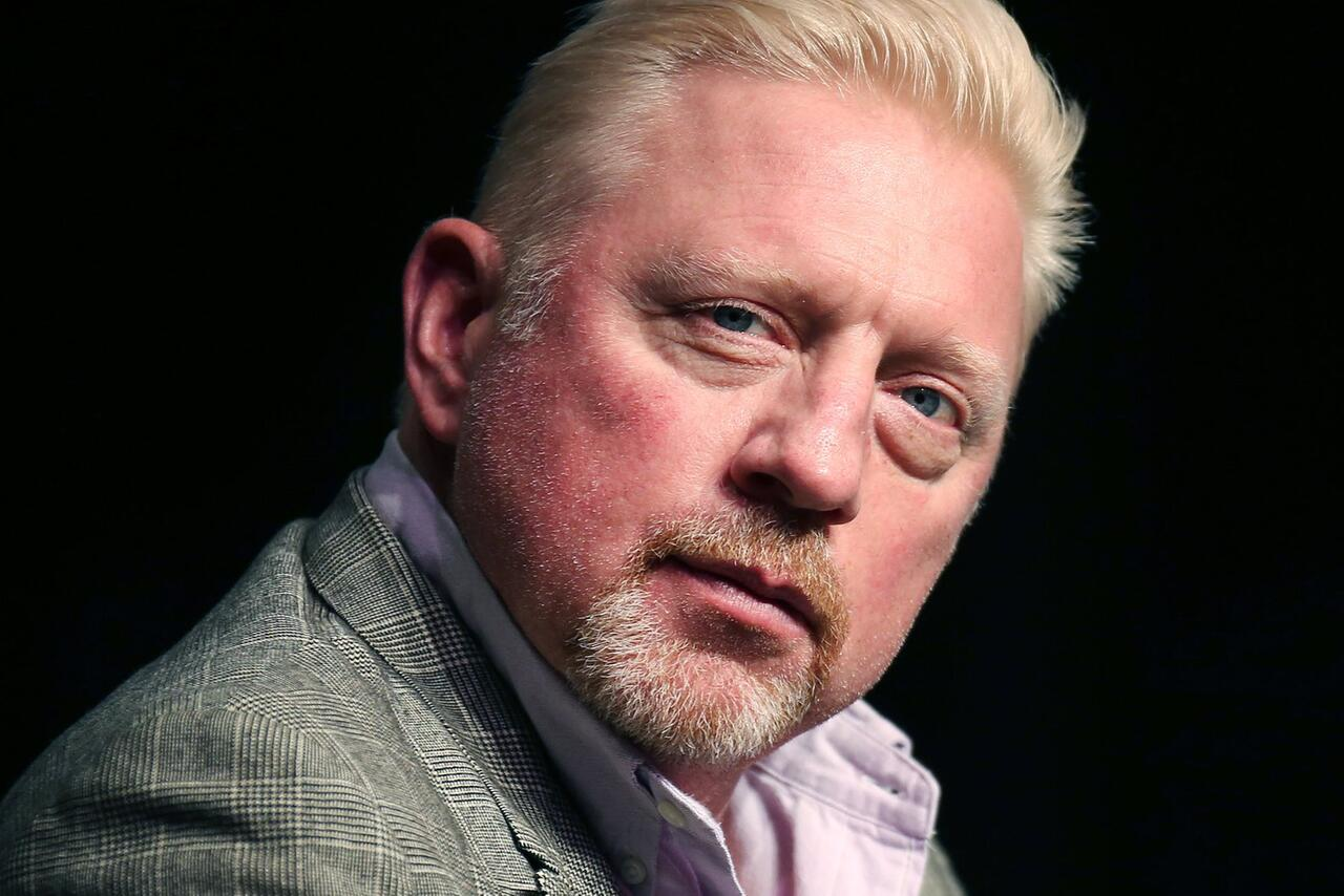 Bild zu Boris Becker