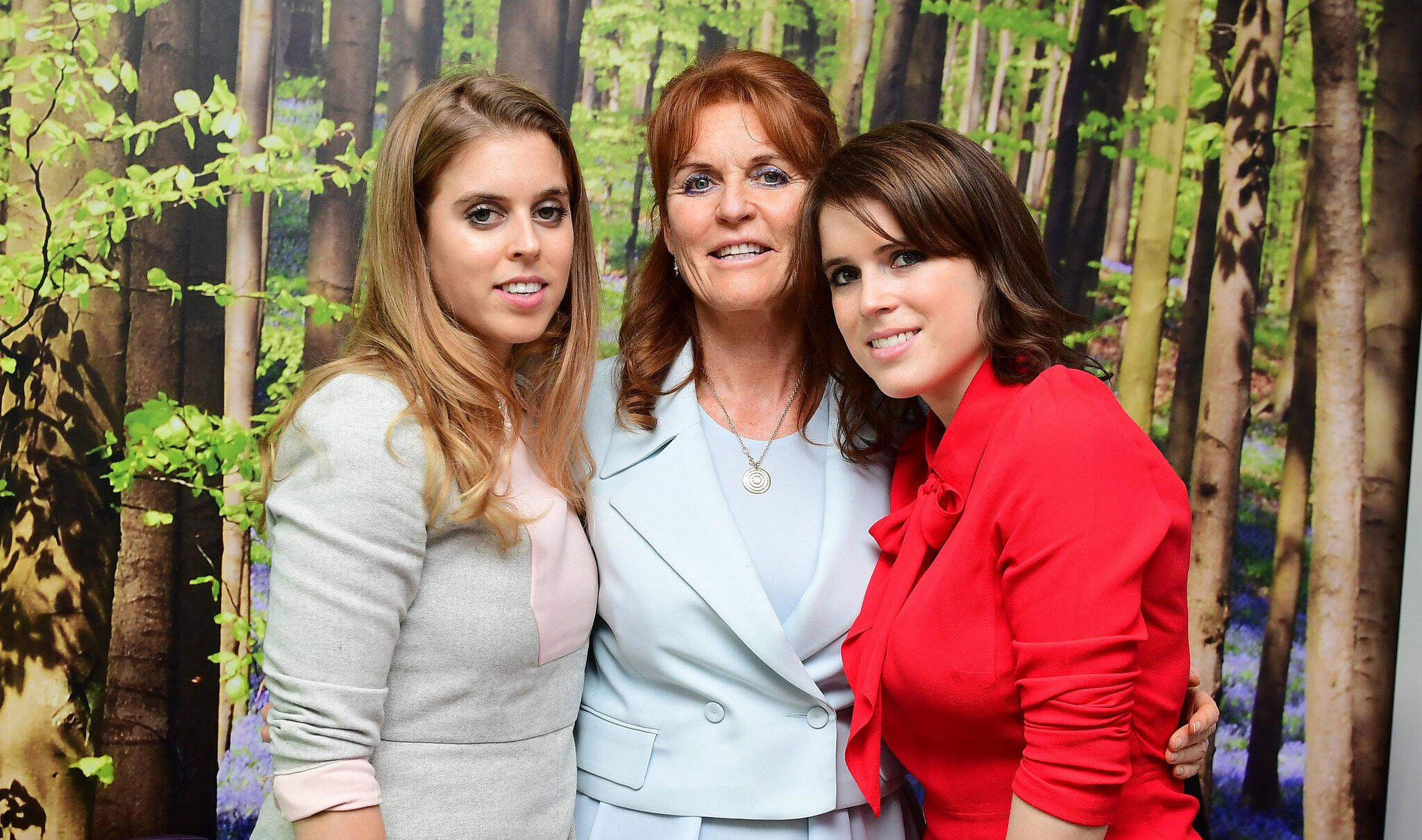 Bild zu Quirlige «Fergie» wird 60 - Herzogin hält zu ihrem Ex-Mann