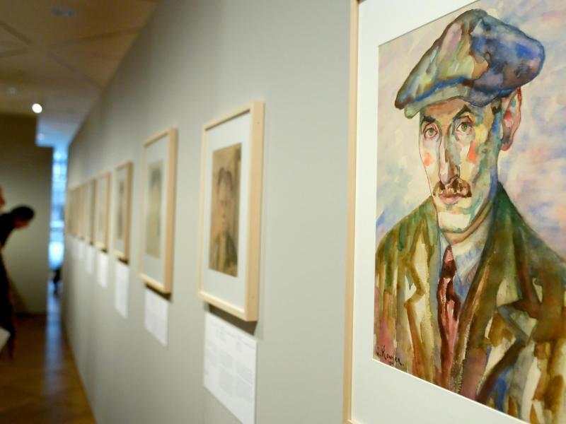 Bild zu Ausstellung - Kunst aus dem Holocaust
