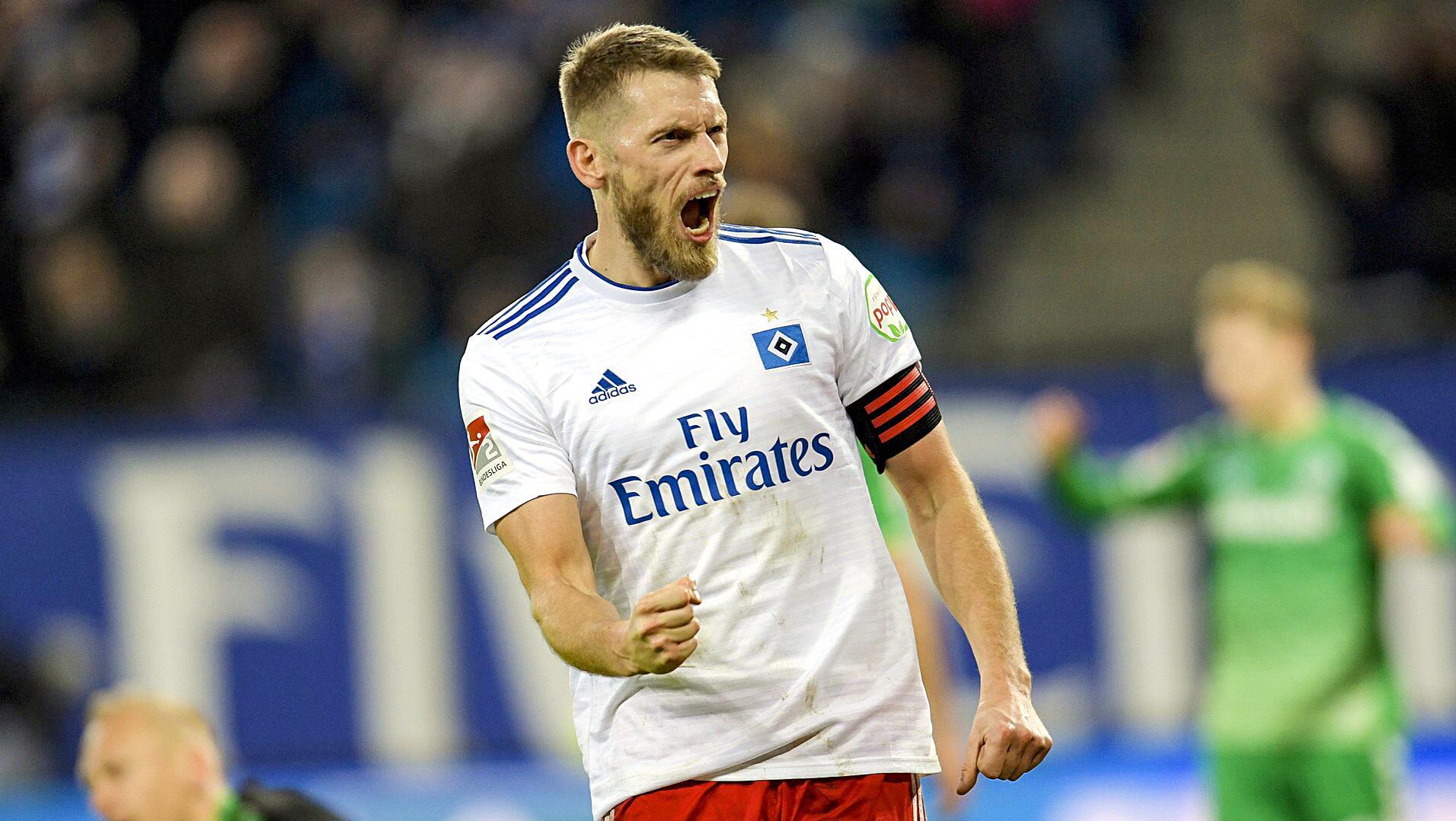 Bild zu Hamburger SV - SpVgg Greuther Fürth