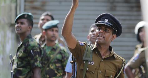 Nach der Anschlagsserie in Sri Lanka