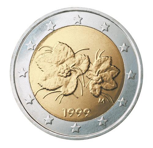 Bild zu 2-Euro-Münze aus Finnland