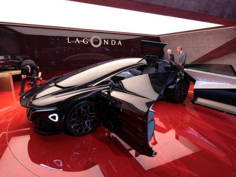 Bild zu Lagonda