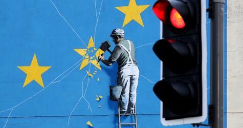 Britisches Parlament debattiert über Brexit-Fahrplan