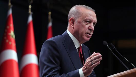 Türkischer Präsident Erdogan zu Konflikt in Syrien
