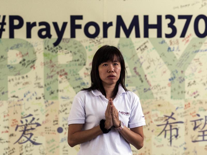 Bild zu Beten für MH370
