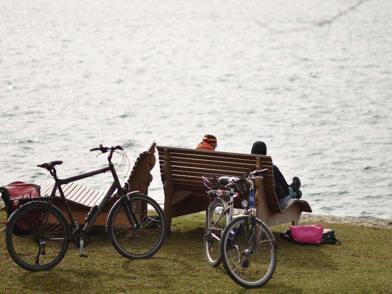 Bild zu Frühling am Tegernsee
