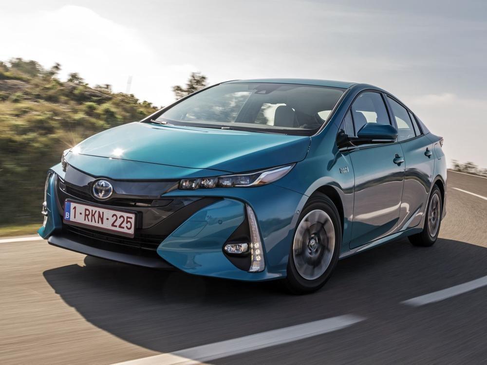 Bild zu Toyota Prius 1.8 Plug-in-Hybrid