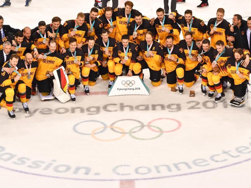Bild zu Silbermedaillengewinner