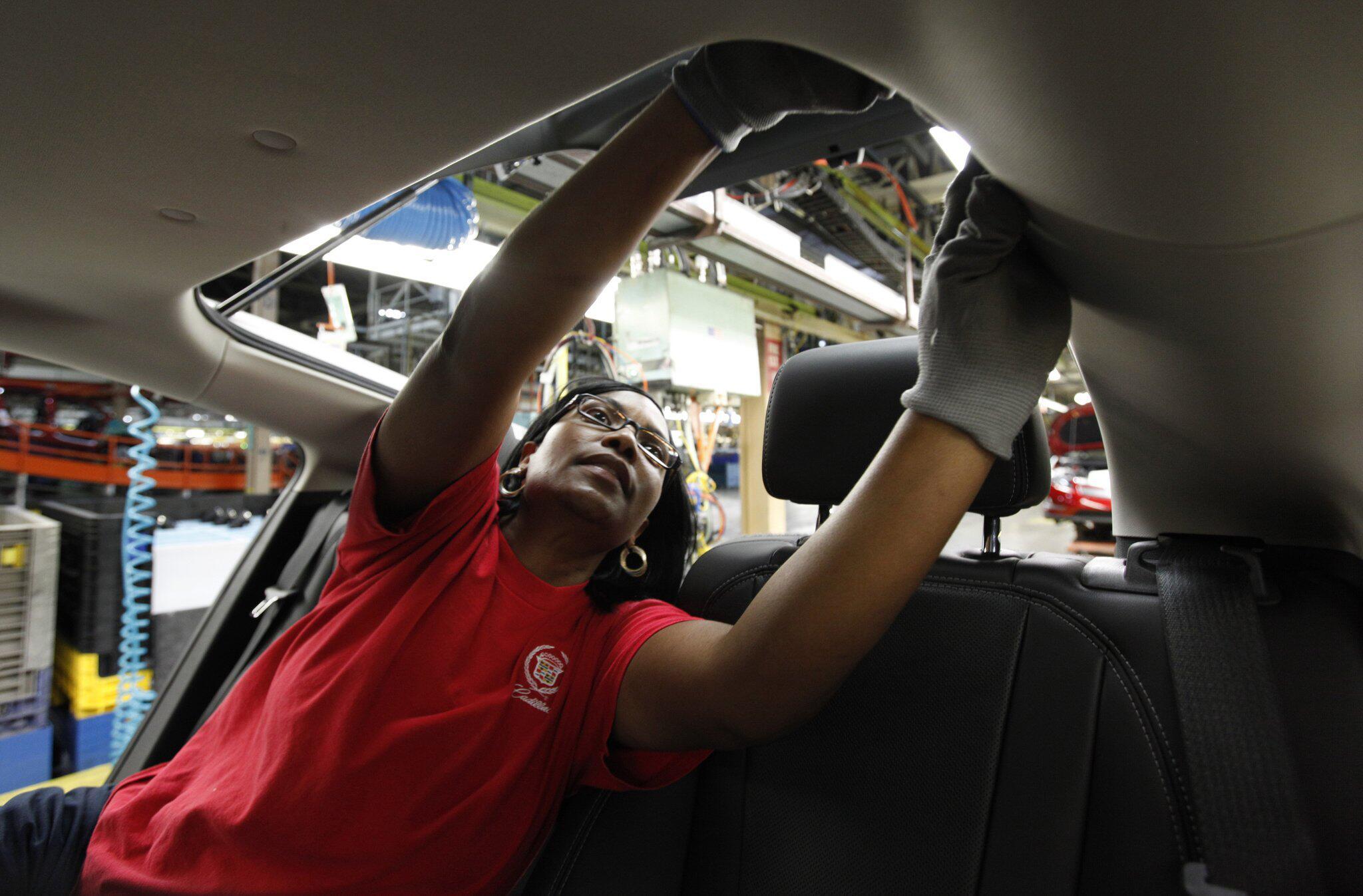 Bild zu Restrukturierung bei General Motors