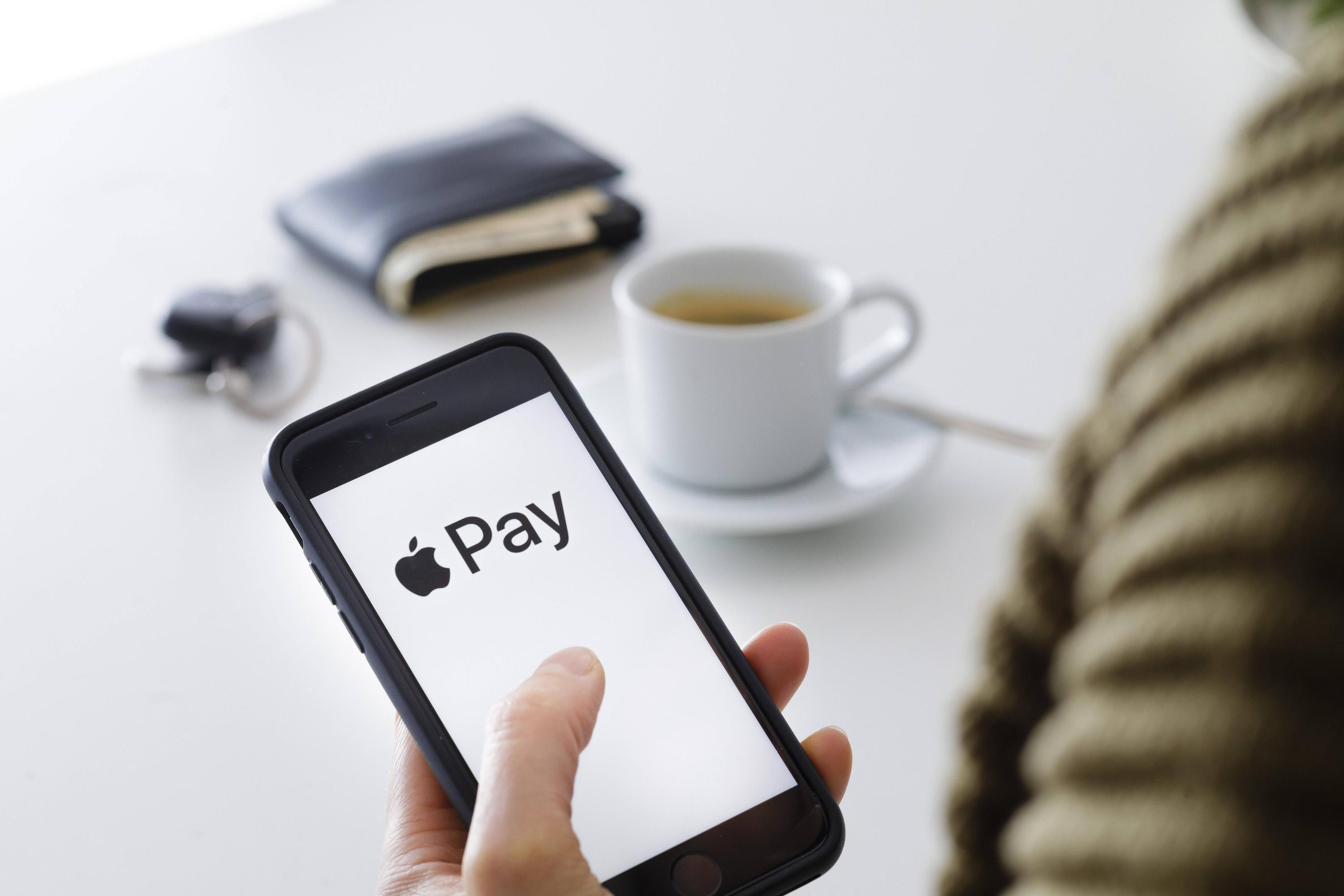 Bild zu Apple Pay