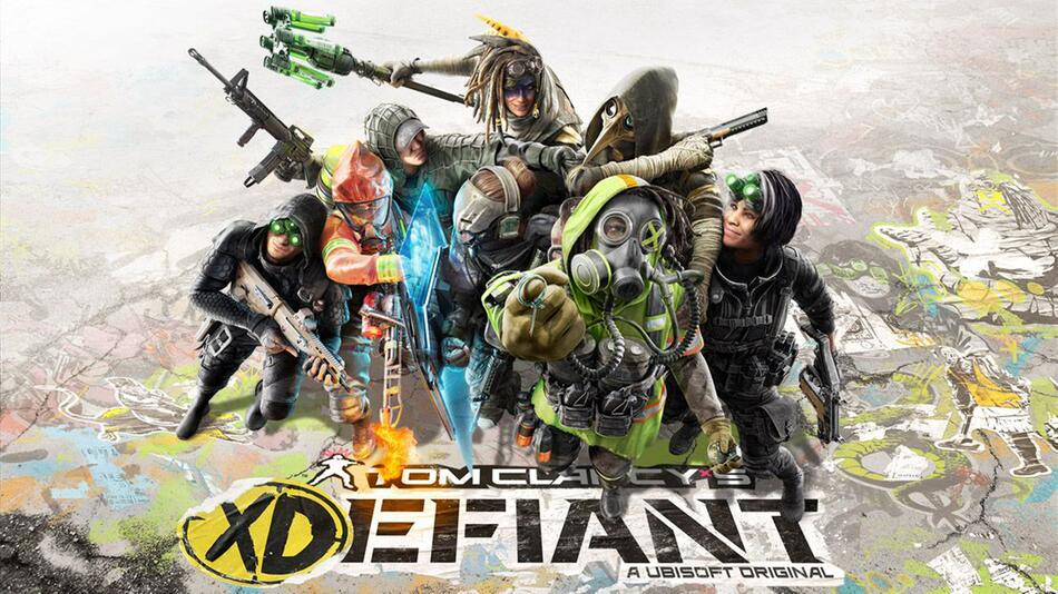 Tom Clancy's XDefiant, Tom Clancy, XDefiant, Ubisoft, Shooter, 6v6, Valorant, Free to Play